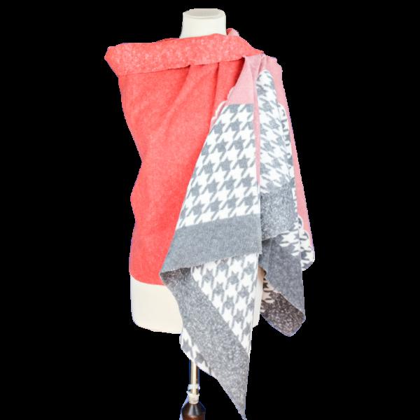 Schal aus fester Modalmischung