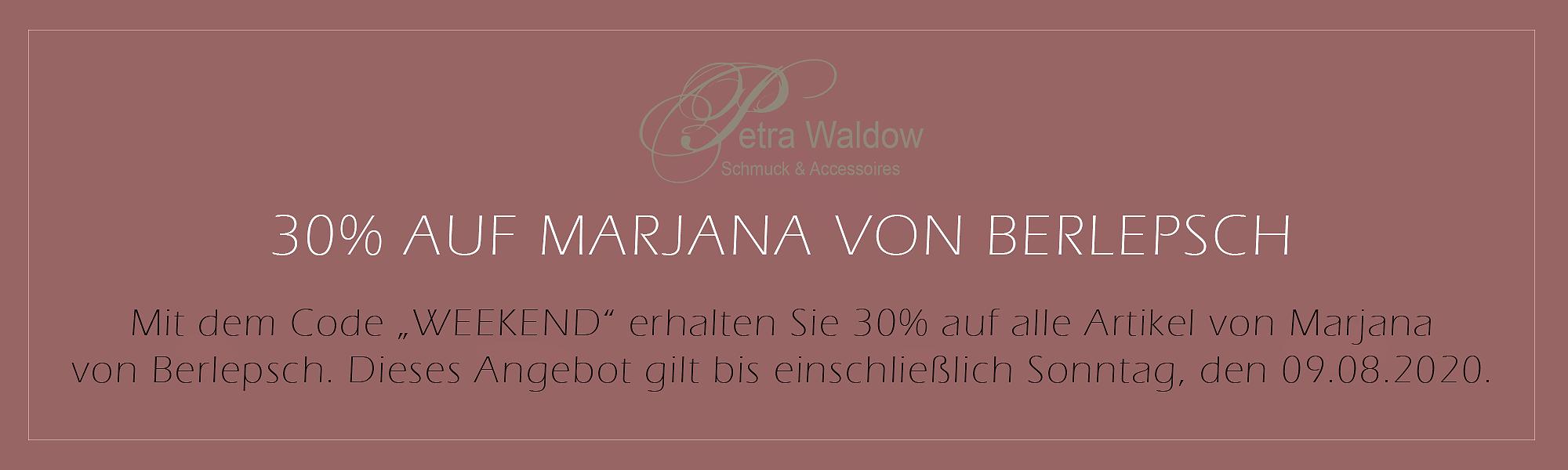 Marjana von Berlepsch-Rabatt