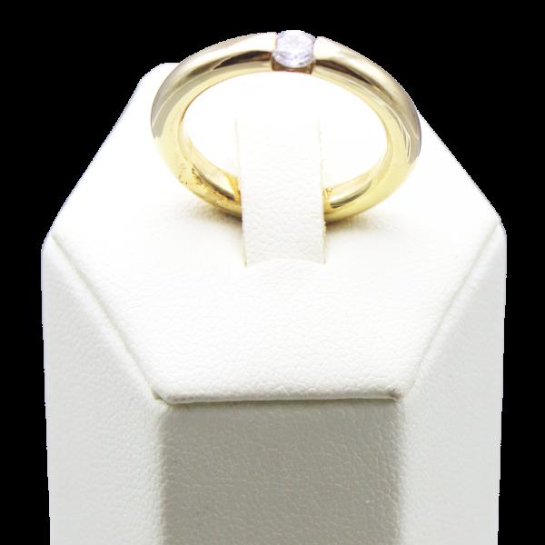 Heinzendorff, Ring gelbvergoldet